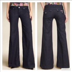 Hudson Rare Deluxe Wide Leg Trousers